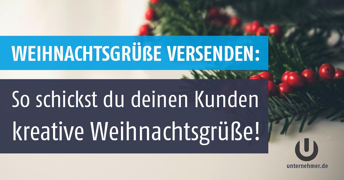 Weihnachtsgrüße Personalisiert.Post Zu Weihnachten Durch Grußkarten Die Bindung Zu Den Kunden Stärken