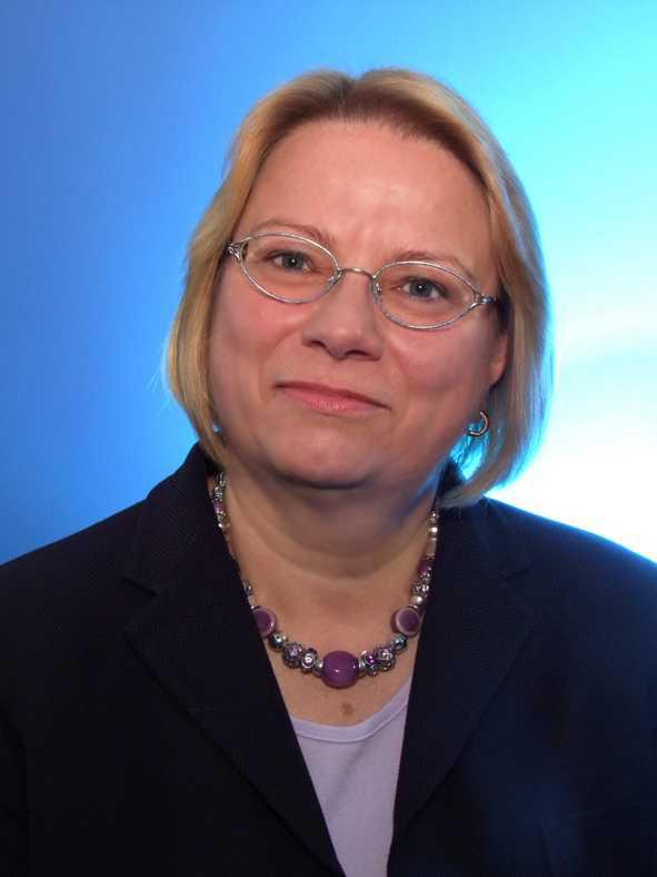Dr. Sabine Muschiol aus Berlin ist Start-up-Beraterin und Gründer-Coach bei der KfW