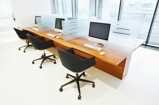 Der optimale Arbeitsplatz für mehr Produktivität