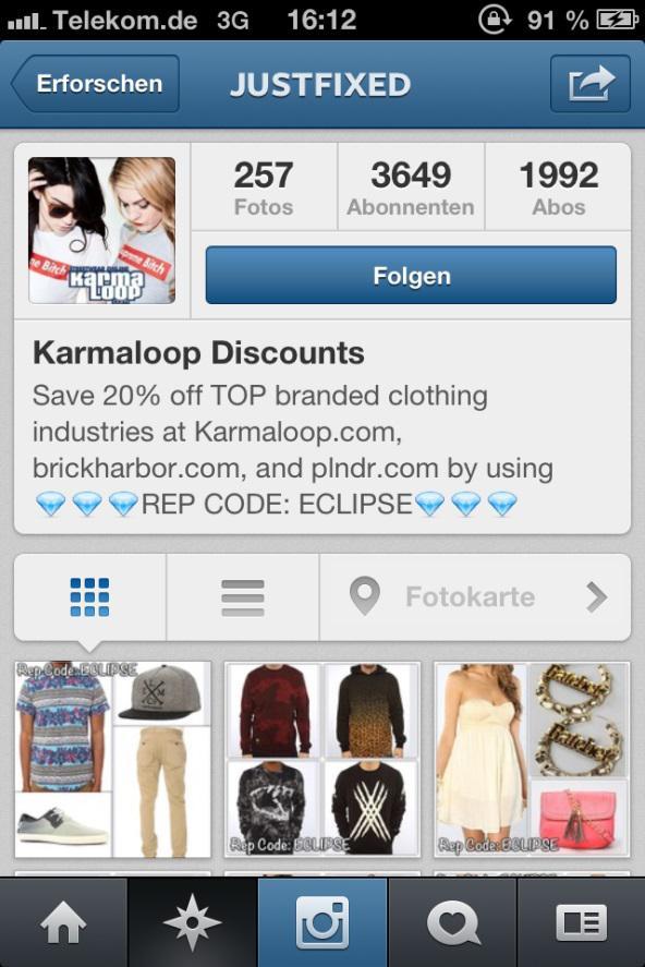 Karmaloop Discounts