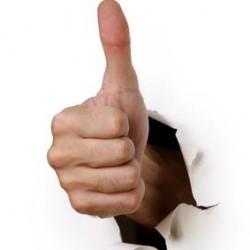 Optimismus muss man lernen wie eine Fremdsprache, sonst funktioniert er nicht!
