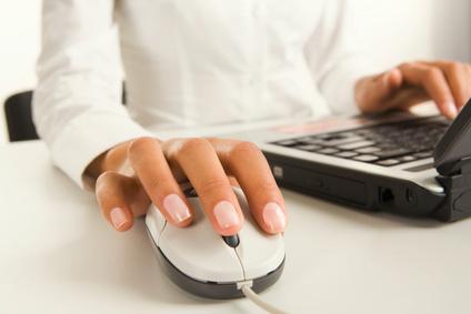 Moderne Kommunikation mit dem Kunden im Internet