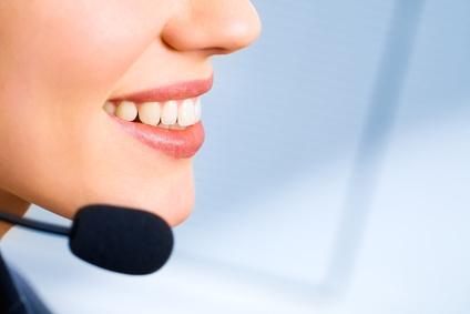 Guter Service am Telefon macht glückliche Kunden!