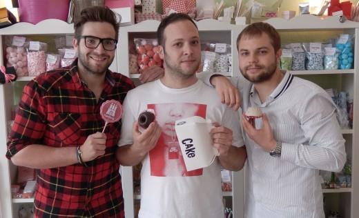 Benjamin Facius, Anton Exner und Moritz Finke sind das Gründerteam von applypie.com