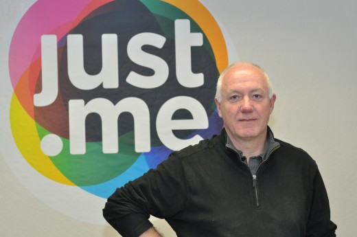 Keith Teare is the founder of just.me