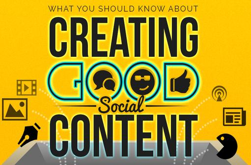 Creating Good Social Content