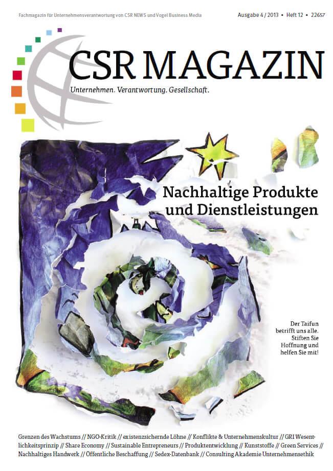 Corporate Social Responsibility: Kostenlose Test-Abos des CSR Magazins zu verschenken!