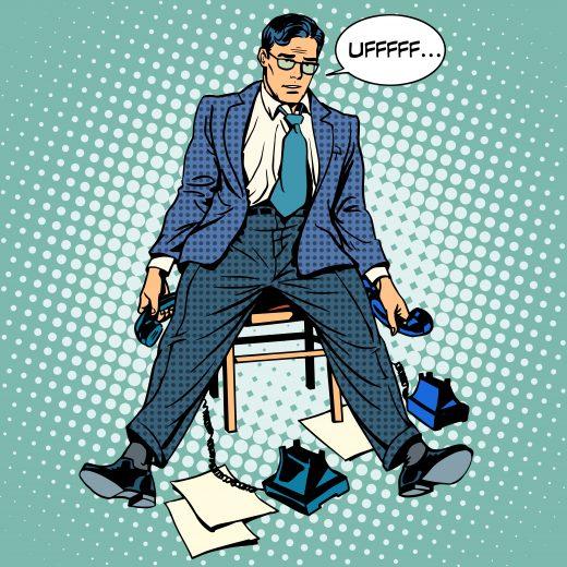 """""""Gesunde Führung statt Burnout"""" – Wieso zufriedene Mitarbeiter wichtig sind! [Rezension]"""
