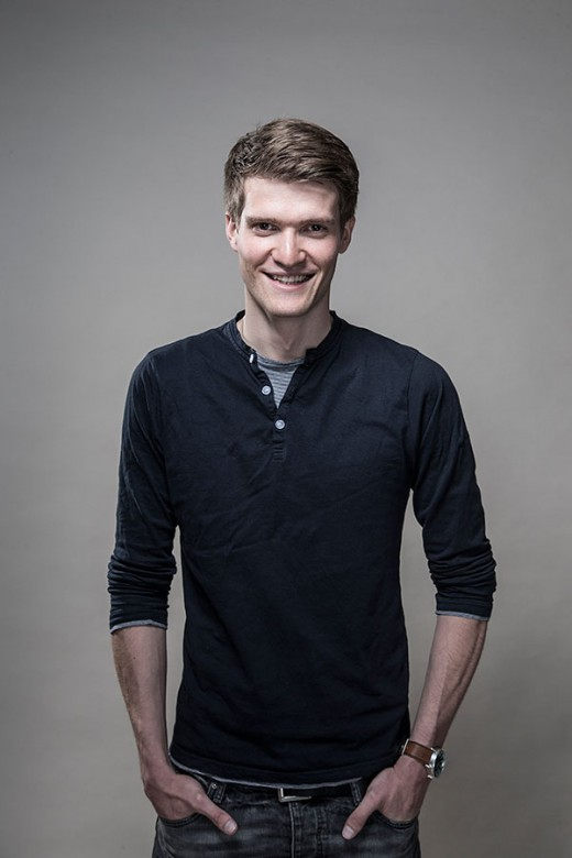 Gründer Christopher Blum von Protonet