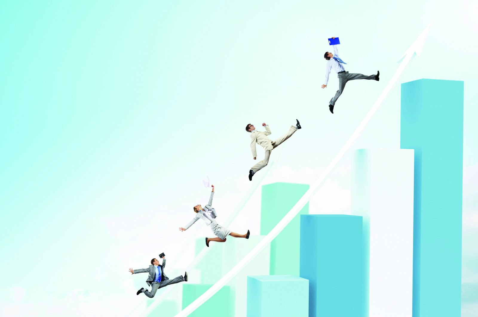 Statt Gehaltserhöhung: 15 Maßnahmen, die Mitarbeiter animieren! [Infografik]