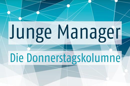 """Werte: Mehr als schöne Floskeln - Kolumne """"Junge Manager"""""""