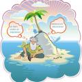 Unternehmensführung: Was wir von Robinson Crusoe lernen können ...
