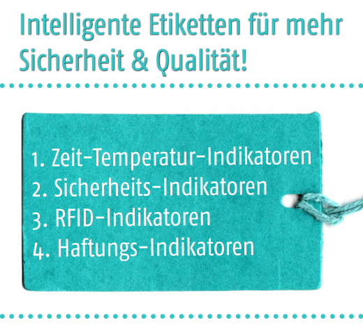 Spezial-Etiketten: Von Chips bis RFID - Das können sie!
