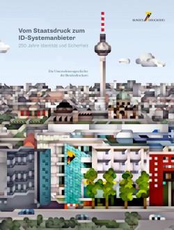 """""""Vom Staatsdruck zum ID-Systemanbieter"""" - Die Bundesdruckerei [Rezension]"""