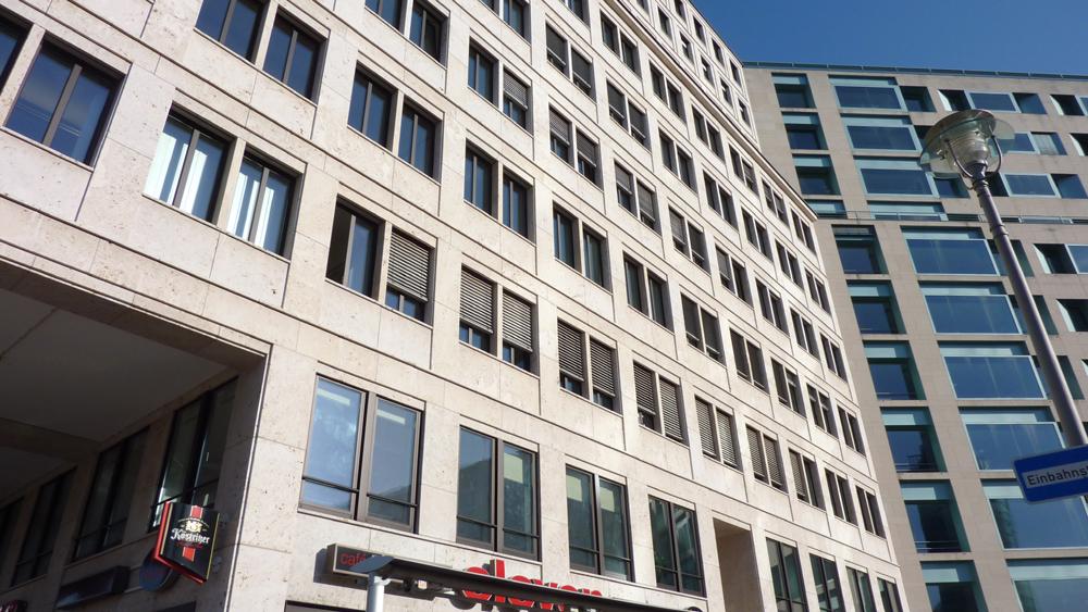 Gewerbemietvertrag Wo sind teuersten Büros
