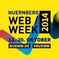 Veranstaltungstipp: Nürnberg Web Week 2014