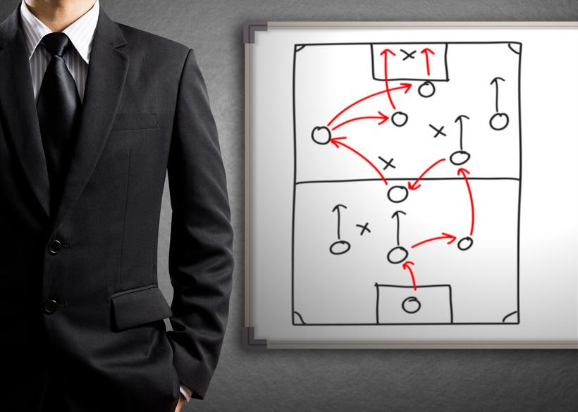 Teamwork: Fußball-Strategien im Beruf umsetzen!