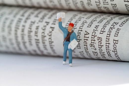 Print-Werbung und Veredelung von Papier: Alles außer Standard