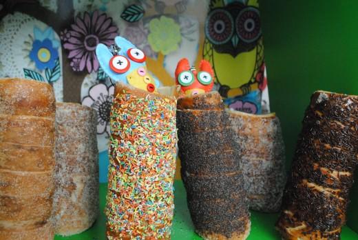 Startup-Interview mit dem Chimney Cake Corner: Baumstriezel 'mal anders!