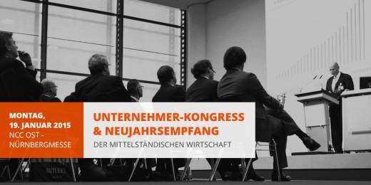 Veranstaltungstipp: Der 5. Unternehmer-Kongress 2015