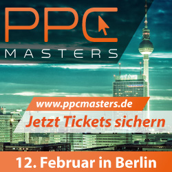 Veranstaltungstipp: PPC Masters 2015 (+ Promotioncode!)
