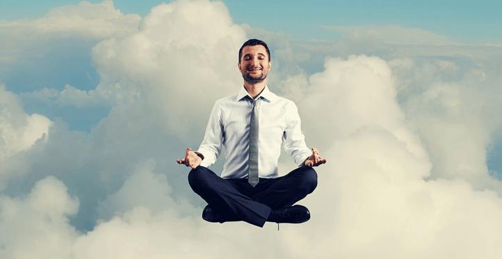 30 Minuten Auszeit im Büro: Selbsthypnose in 6 Schritten!