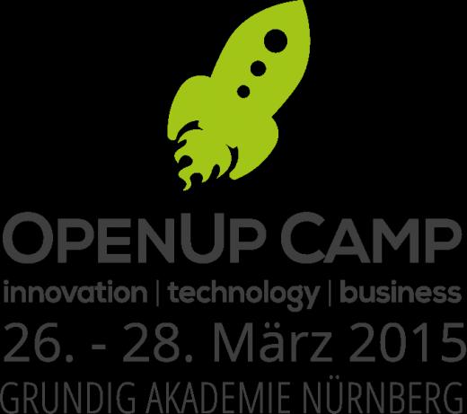 Veranstaltungstipp: OpenUp Camp 2015