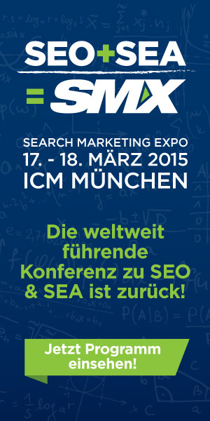 Veranstaltungstipp: Search Marketing Expo 2015