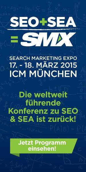 Veranstaltungstipp: Search Marketing Expo 2015