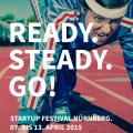 Veranstaltungstipp: Startup Festival Nürnberg 2015