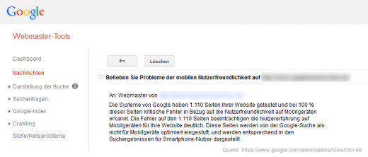 Google Update: mobile friendly Webseiten ranken besser!