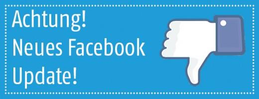 Facebook updated seinen News Feed & das kommt dabei raus