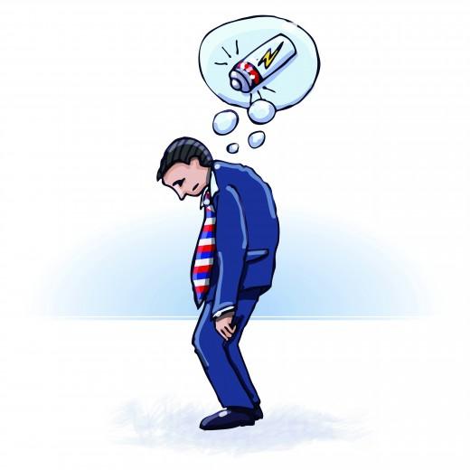 Der Akku ist leer? Was Chemie mit Stress und Burnout zu tun hat