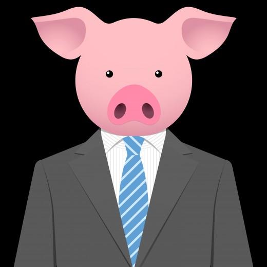 Das Kollegenschwein und wie man es besiegt