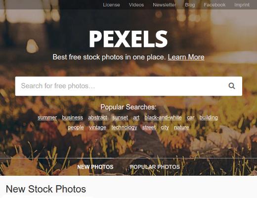 Pexels kostenlose Stock Photos