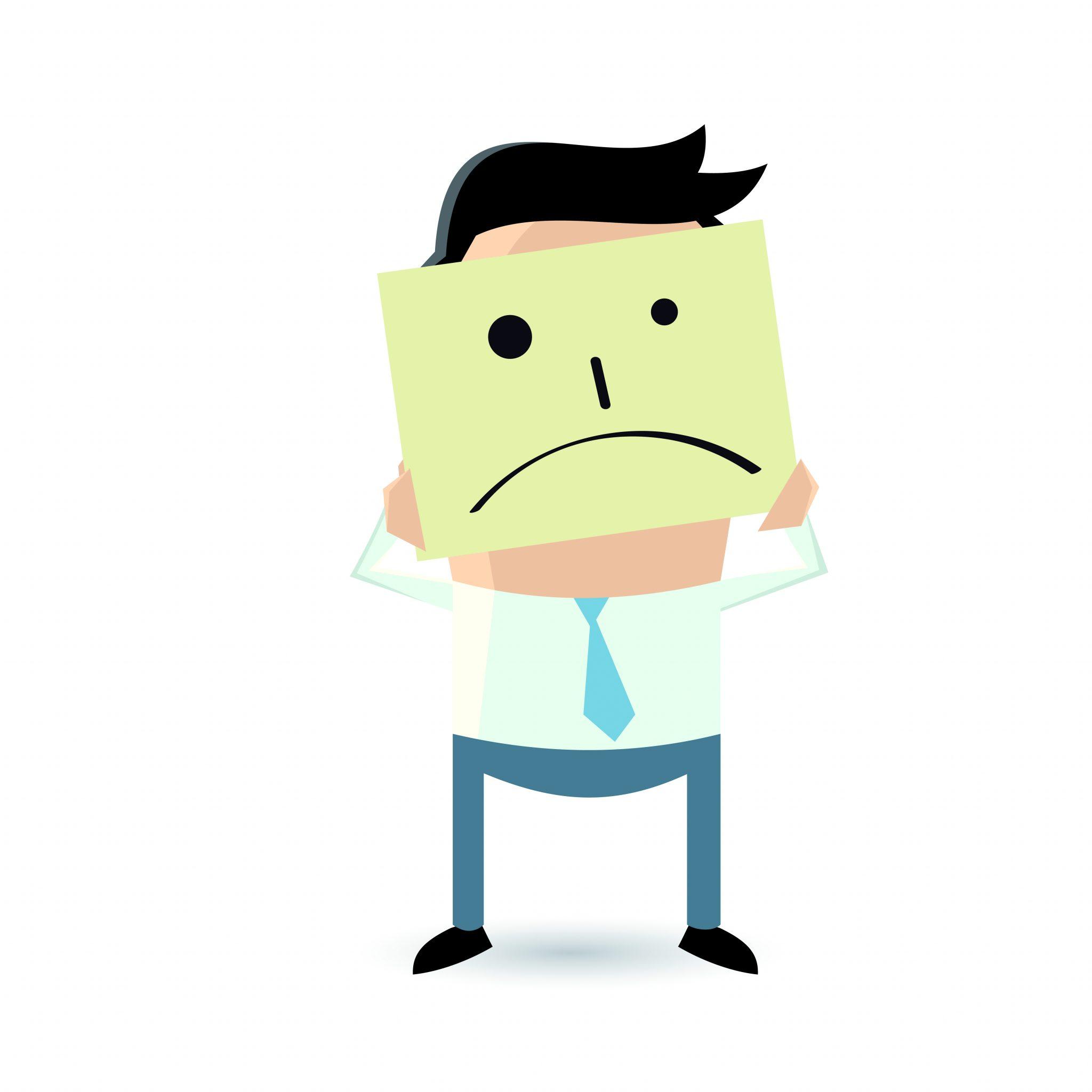 Stress im Job? So verhindern Sie negative Gedanken!