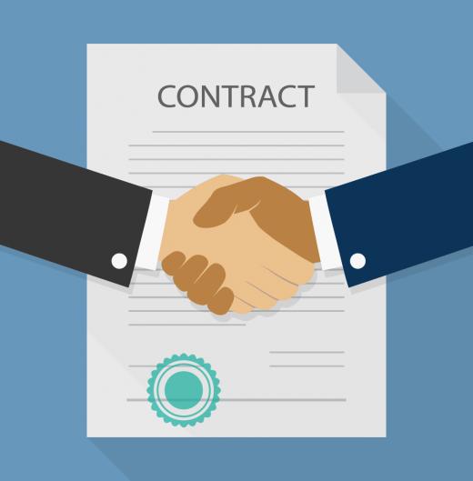 Zustandekommen eines Unterlassungsvertrags