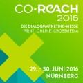 Veranstaltungstipp: CO-REACH 2016