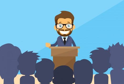 Spontan oder durchgeplant? Was eine gute Rede ausmacht
