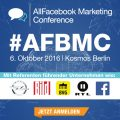 AllFacebook Marketing Conference 2016 [Veranstaltungstipp]