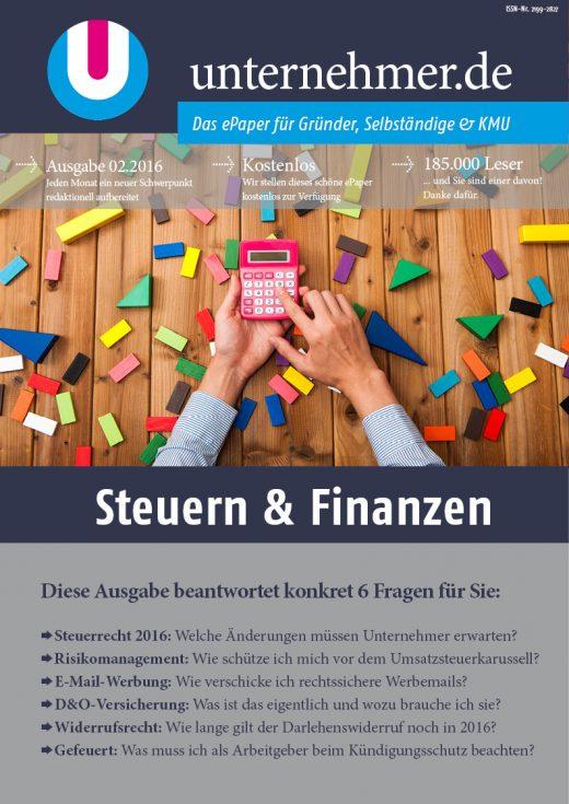 ePaper Steuern & Finanzen