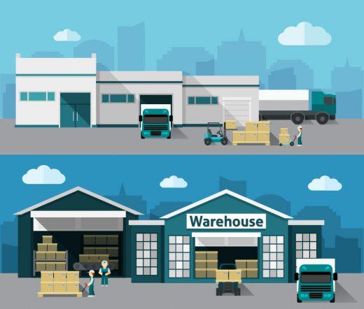 Warenlager im Ausland – Herausforderungen & Perspektiven