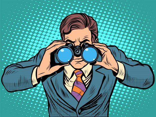 Der Blick in die Zukunft - Vision
