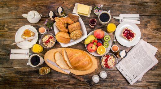 Fakt 3: Frühstück