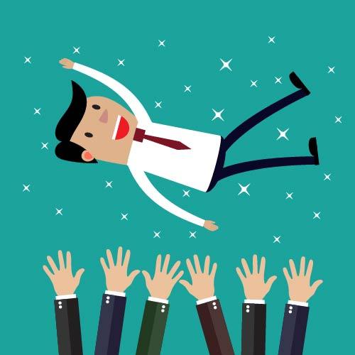 Unternehmenserfolg Step 4: Strategie lebt durch Mitarbeitermotivation