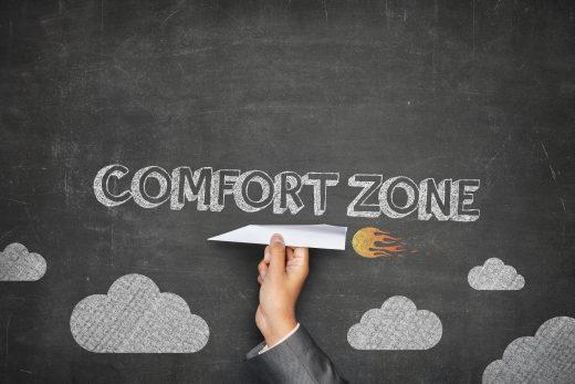 2. Konsequenz für Ihre Strategie (Die Komfortzone)