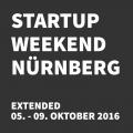Veranstaltungstipp: Startup Weekend Nürnberg 2016