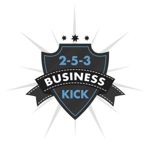 Veranstaltungstipp: 2-5-3 Business Kick 2016