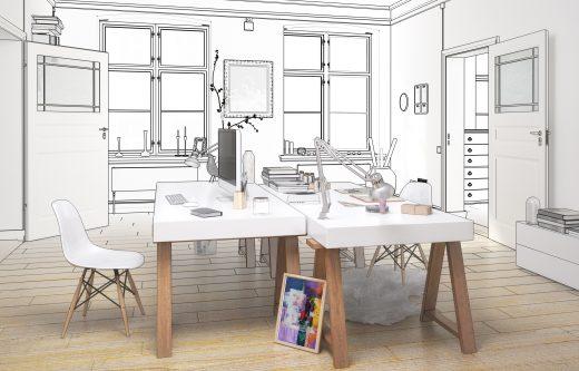 6 tipps f r die optimale b rogestaltung. Black Bedroom Furniture Sets. Home Design Ideas