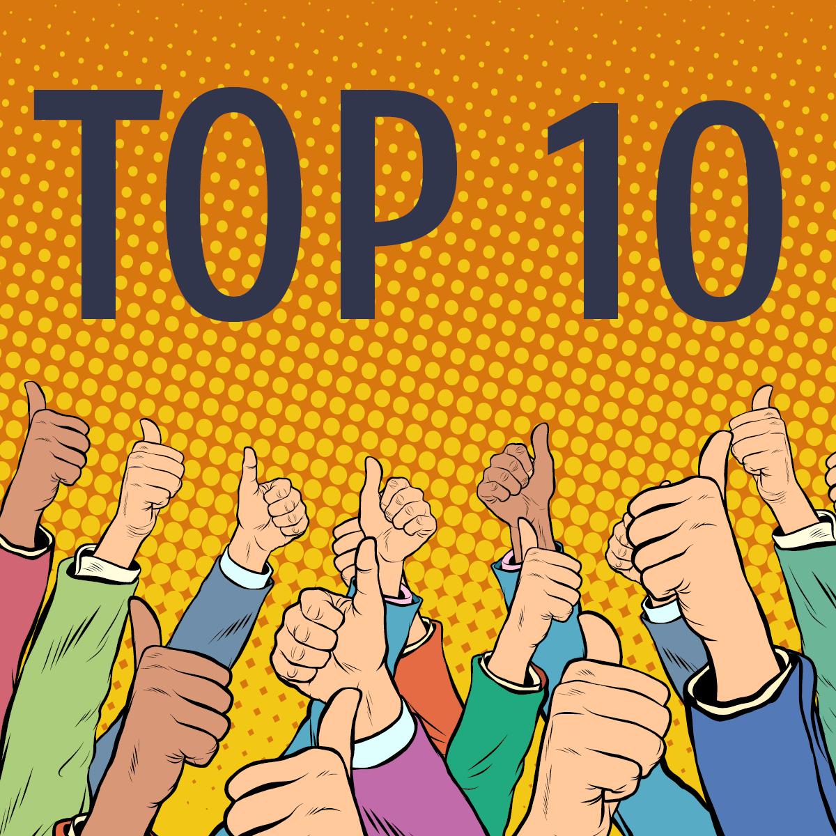 Unsere Artikel-Top-10 aus dem Jahr 2016